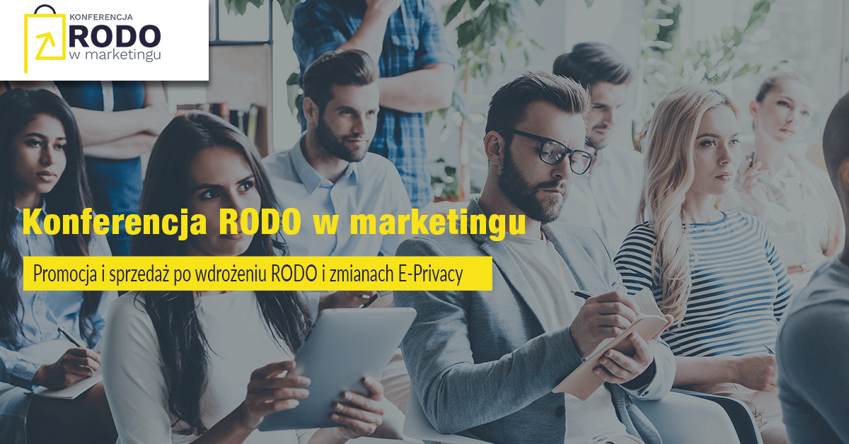 RODO w marketingu już 23 listopada